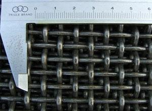 锰钢钢丝网